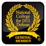 National College of DUI Defense badge