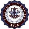American Society of Legal Advocates badge